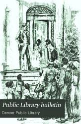 Public Library Bulletin PDF