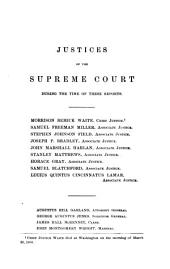 United States Reports: Cases Adjudged in the Supreme Court, Volume 126