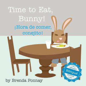 Time to Eat  Bunny      Hora de comer  conejito
