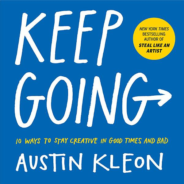 Download Keep Going Book