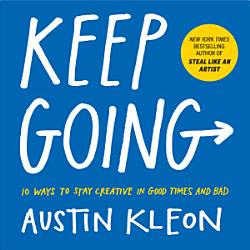 Keep Going Book PDF