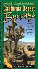 California Desert Byways