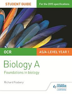 OCR AS A Level Year 1 Biology A Student Guide  Module 2 PDF