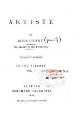 Artiste. Leipzig 1880. P. 1.2