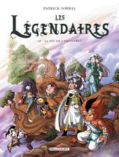 Les Légendaires T18: La fin de l'histoire ?