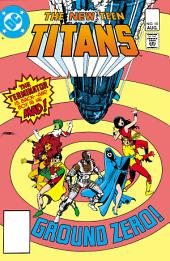 The New Teen Titans (1980-) #10