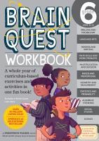 Brain Quest Workbook  Grade 6 PDF