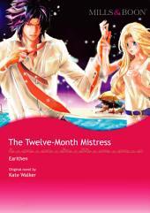 THE TWELVE-MONTH MISTRESS: Mills & Boon Comics