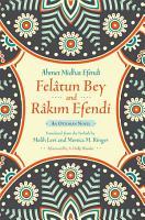 Fel  tun Bey and R  kim Efendi PDF
