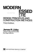Modern Prestressed Concrete PDF