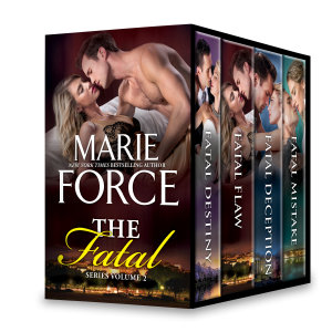 Marie Force The Fatal Series Volume 2 Book