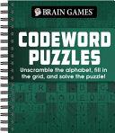 Brain Games - Codeword Puzzle