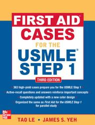 First Aid Cases For The Usmle Step 1 Third Edition Book PDF
