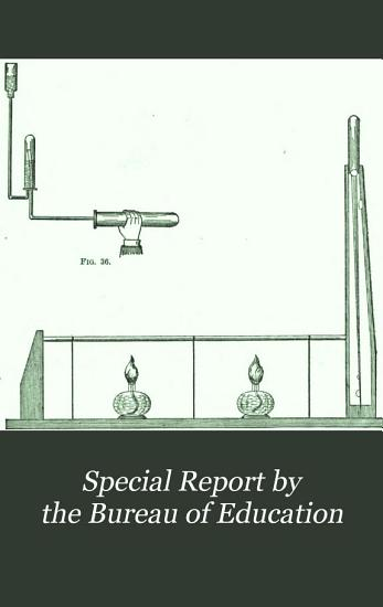 Special Report by the Bureau of Education PDF