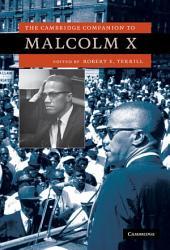 The Cambridge Companion To Malcolm X Book PDF