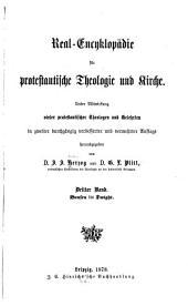 Real-encyklopädie für protestantische theologie und kirche: Band 3