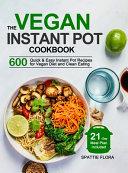 The Vegan Instant Pot Cookbook PDF