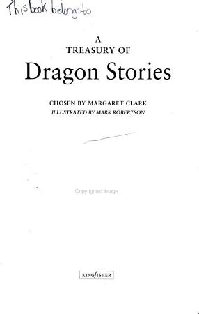 A Treasury of Dragon Stories PDF