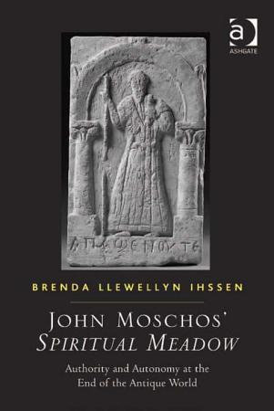 John Moschos  Spiritual Meadow PDF