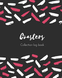 Coasters Collection Log Book