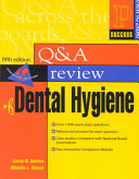 Prentice Hall Health s Q   A Review of Dental Hygiene PDF