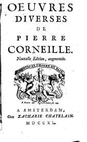 Le theatre de P. Corneille: Volume6