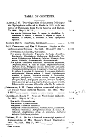 Proceedings of the United States National Museum: Volume 61