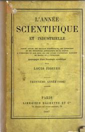 L'Année scientifique et industrielle: Volume30