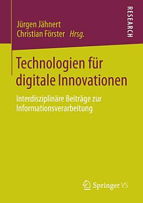 Technologien Fur Digitale Innovationen