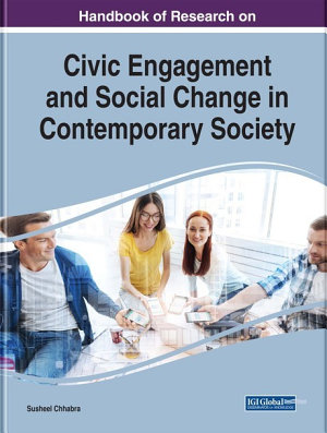 Handbook of Research on Civic Engagement and Social Change in Contemporary Society PDF