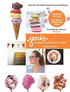 Jeni s Splendid Ice Creams at Home Book