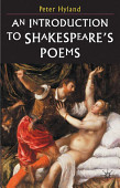 An Introduction To Shakespeare S Poems