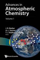 Advances In Atmospheric Chemistry PDF
