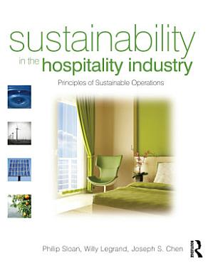 Sustainability in the Hospitality Industry PDF