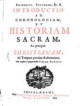 Introductio ad chronologiam sacram