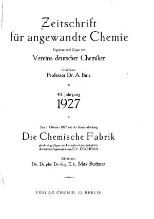 Zeitschrift f  r angewandte Chemie PDF