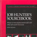 Job Hunter s Sourcebook PDF