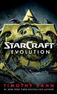 StarCraft  Evolution Book
