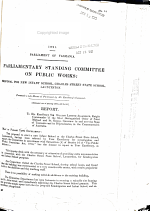 Journals and Printed Papers of the Parliament of Tasmania