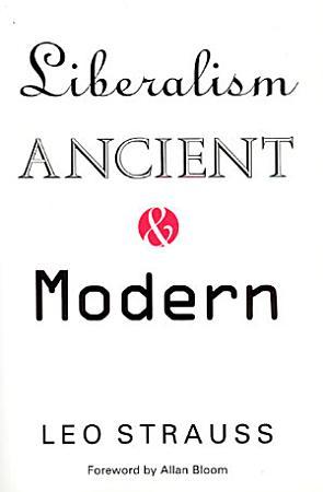 Liberalism Ancient and Modern PDF