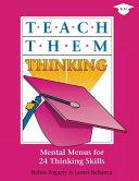 Teach Them Thinking PDF