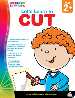 Let s Learn to Cut  Ages 2   5