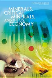 Minerals, Critical Minerals, and the U.S. Economy