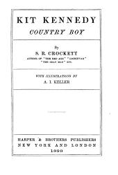 Kit Kennedy, country boy