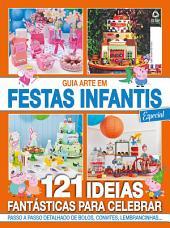 Guia Arte em Festas Infantis Especial - 121 ideias