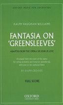 Fantasia On 'Greensleeves'