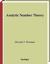 Analytic Number Theory PDF