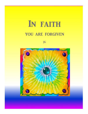 IN FAITH  You Are Forgiven