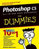 Photoshop CS All in One Desk Reference For Dummies PDF