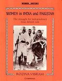 Women in India and Pakistan PDF